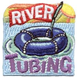 River Tubing, Raft, Rafting, Water, River, Tubing, Tube, Summer, Merit Badge, Boy Scouts, Girl Scouts, Girl Guides